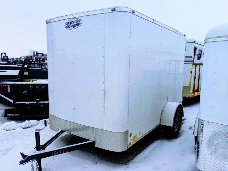 2019 Continental Cargo RM610SA Enclosed Cargo Trailer