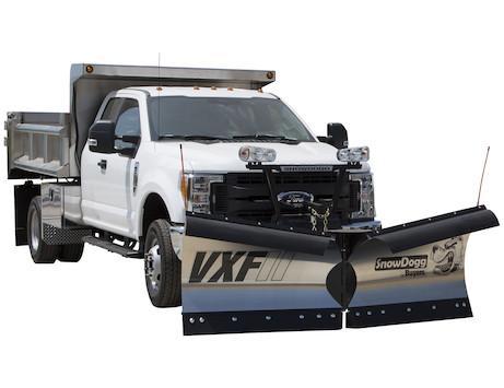 2019 SnowDogg VXF85 II Snow Plow