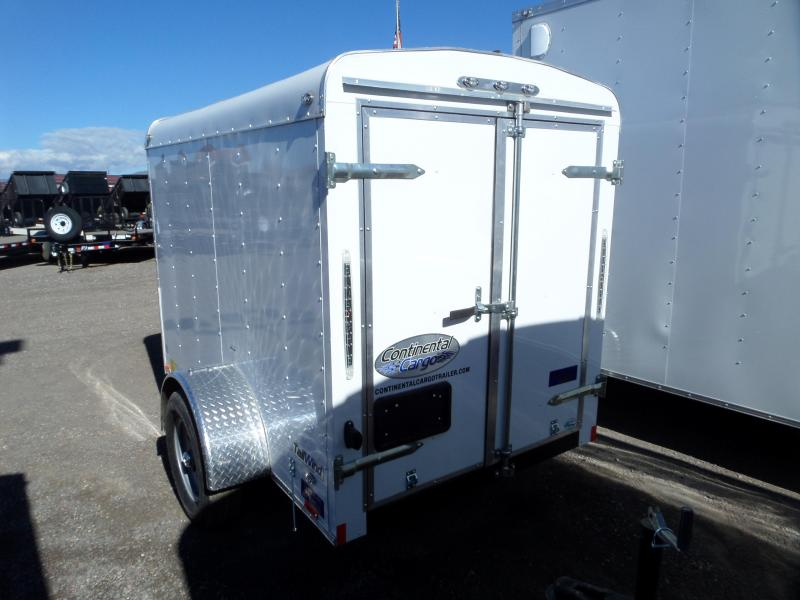 2019 Continental Cargo 5' x 8' Enclosed