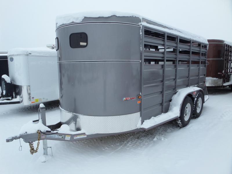 2019 GR Trailers Stock Trailer Livestock Trailer