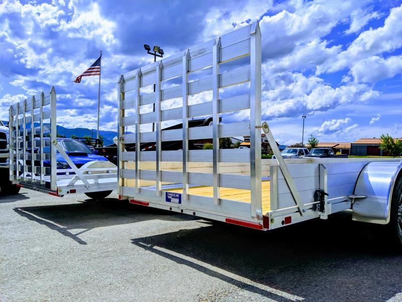2020 High Country HU72x12AR 2.0 Utility Trailer
