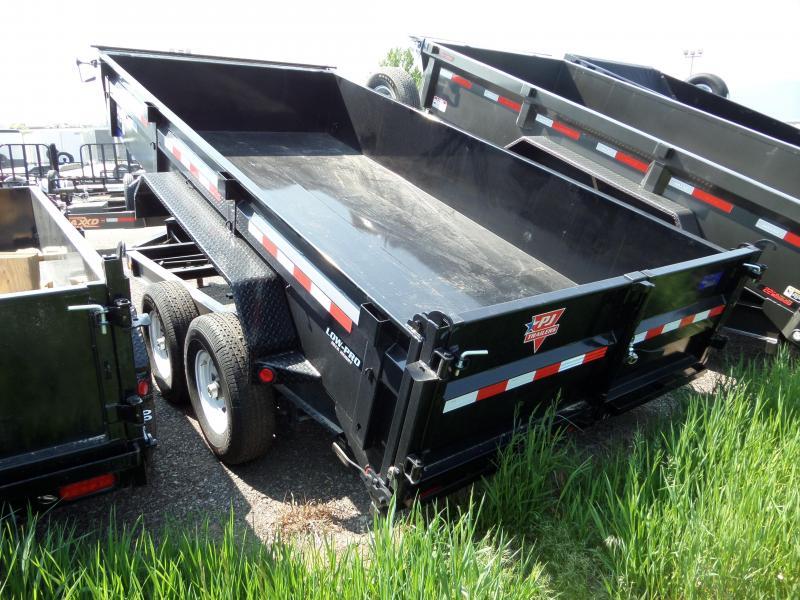 2020 PJ Trailers 83 Low Pro Dump (DL) Dump Trailer
