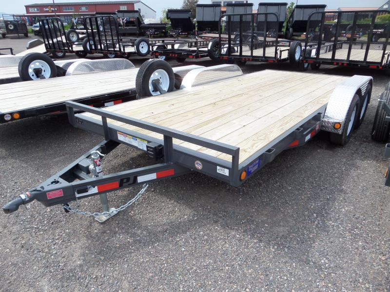 2020 PJ Trailers 5 in. Channel Carhauler (C5) Car / Racing Trailer