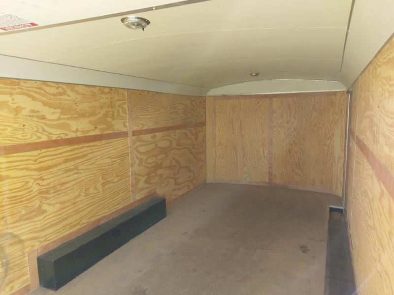 2015 Look Trailers VRLA8.5X16TE2 Enclosed Cargo