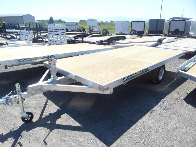 2019 Aluma 8414RT Raft Trailer