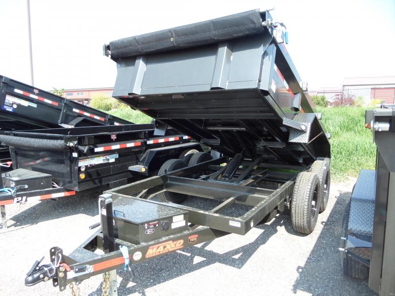 2019 MAXXD D7X - 72 Dump Trailer Dump Trailer