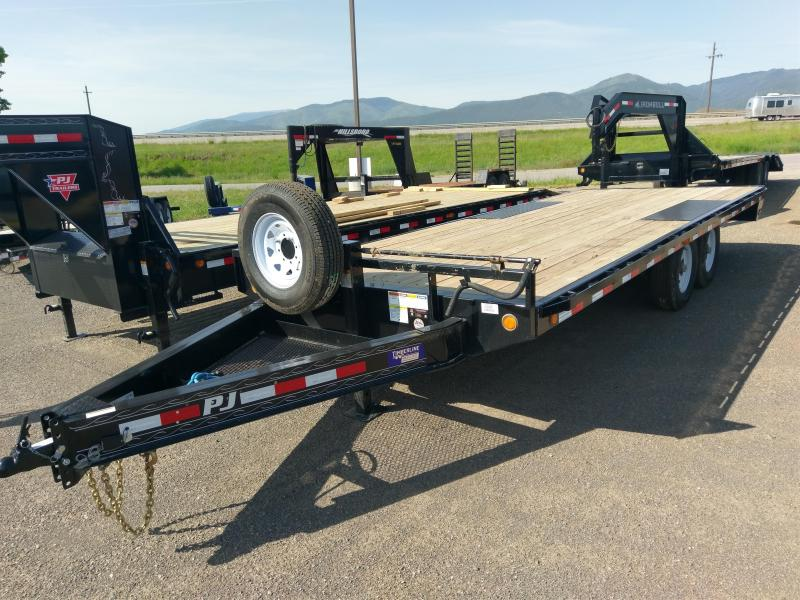 2019 PJ Trailers I-Beam Deck-Over 20'