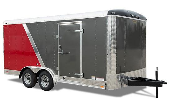 2019 Continental Cargo TW822TA2 Enclosed Cargo Trailer