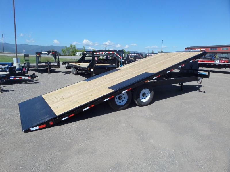 2019 PJ Trailers Deck-Over Tilt 22' 14K