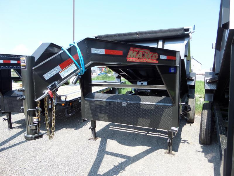 2019 MAXXD DJX - 83 I-Beam Dump Dump Trailer in Ashburn, VA