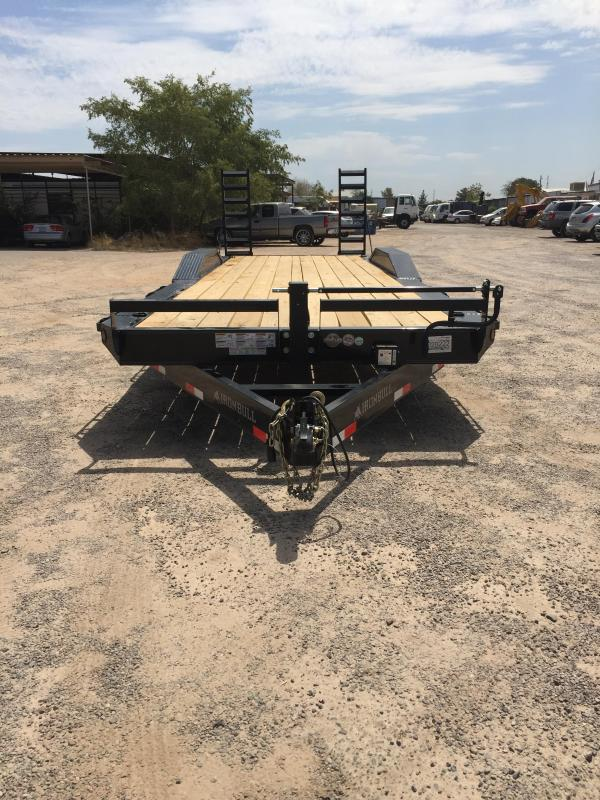"2018 IRON BULL 102""X26' EQUIPMENT TRAILER"