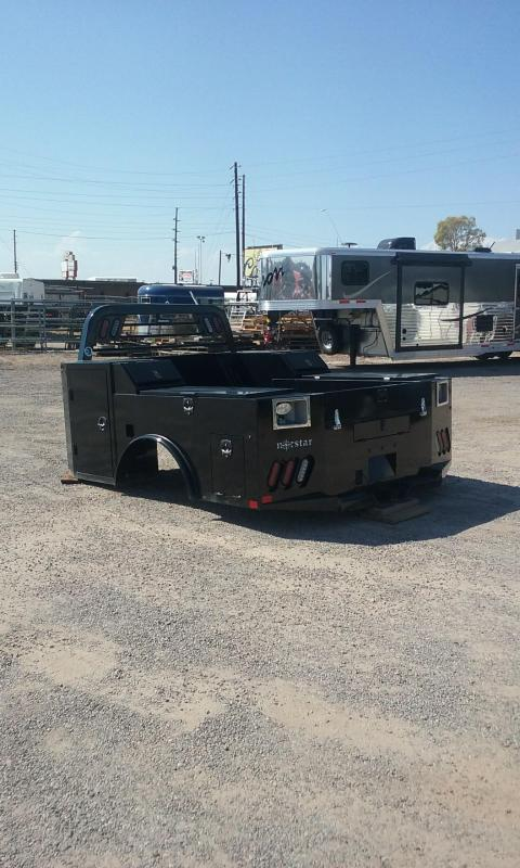 "2017 NORSTAR SD 92-97""X8'6""X56""CA X 38"" - 42"" ADJUSTABLE RUNNERS FORD OR GM"