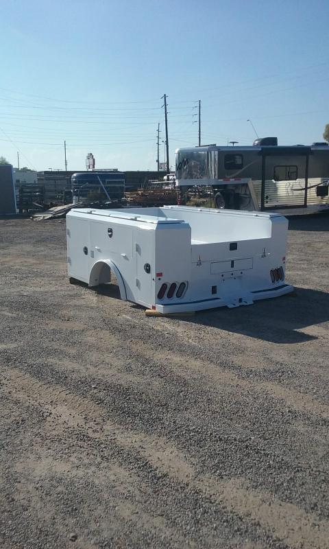 "2017 NORSTAR SC 84""X8'6""X56""CA X 38"" - 42"" ADJUSTABLE RUNNERS FORD OR GM"