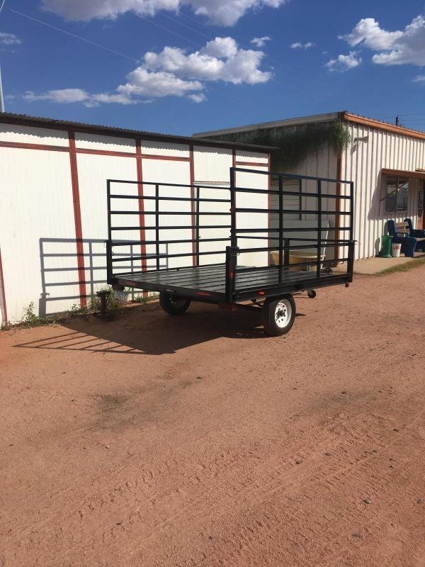 2000 Zieman ATV / QUAD / SNOW MOBILE UT TRAILER ATV Trailer