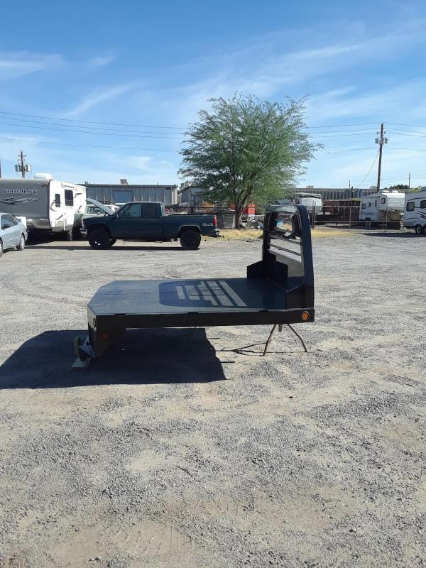 "2018 NORSTAR SF 84""X84""X40""CTA X 38"" - 42"" ADJUSTABLE RUNNERS FORD 0446"