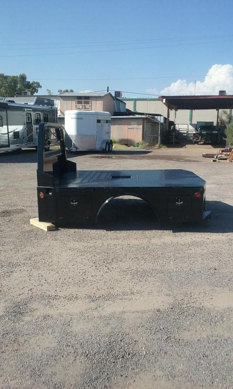 "2017 NORSTAR ST 97""X8'6""X56""CA X 38"" - 42"" ADJUSTABLE RUNNERS FORD OR GM"