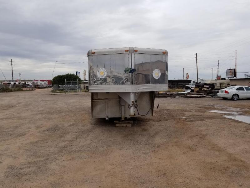 2006 Dream Coach Trailers LLC 2 PLUS 1 GOOSENECK Horse Trailer