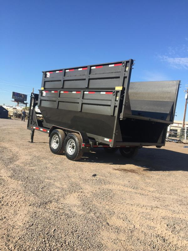 MAXXD ROLL OF DUMP TRAILER GN