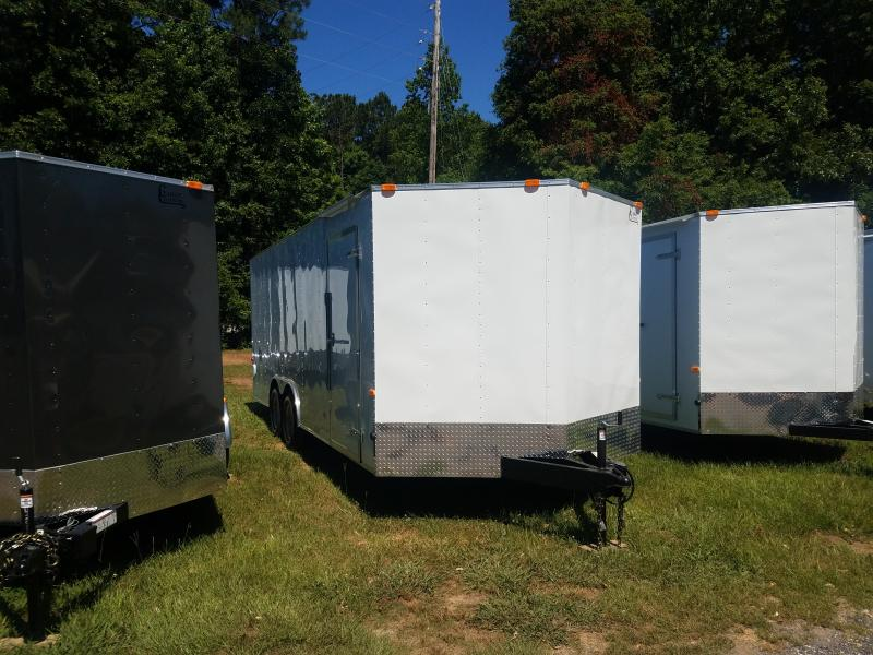 2019 Cargo Craft Ranger Cargo / Enclosed Trailer