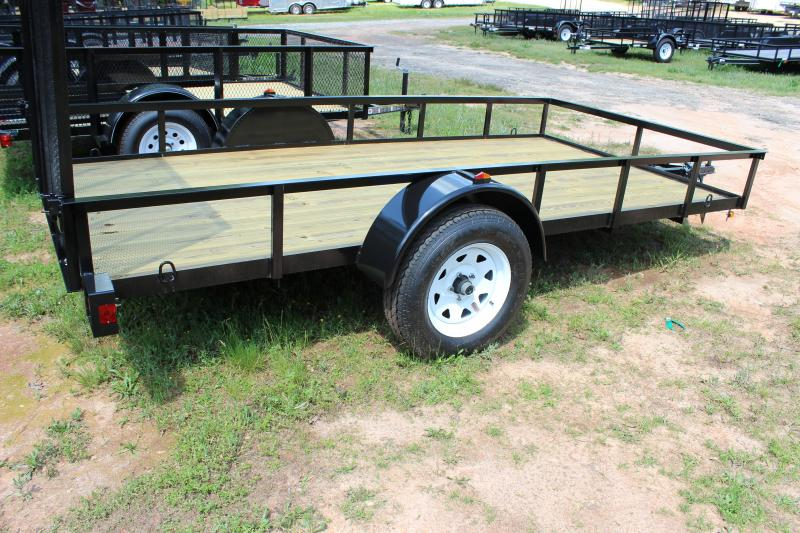 2018 Carry-On Carry-On 6x12 Landscaping Trailer Utility Trailer