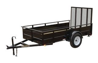 CARRY-ON 5X10 SSG utility trailer in Ashburn, VA