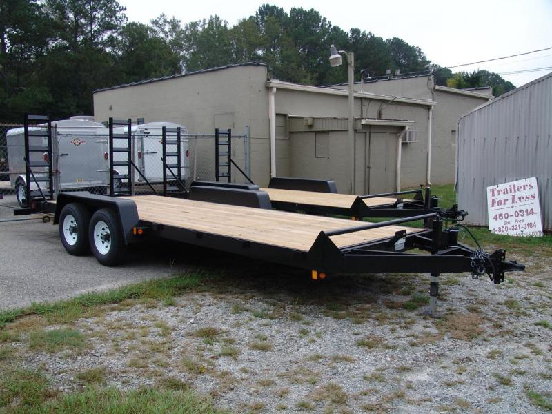 2018 Currahee 7x18 Equipment Trailer