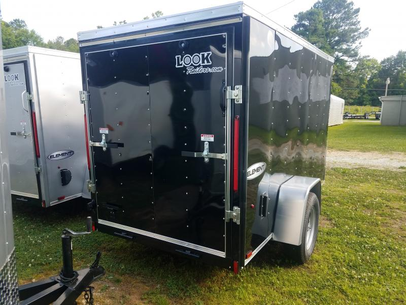 2019 Look Trailers Element Cargo / Enclosed Trailer