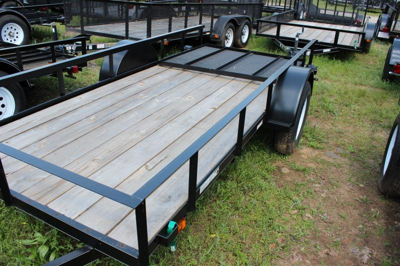 CARRY-ON 5X12 GW utility trailer in Sharpsburg, GA