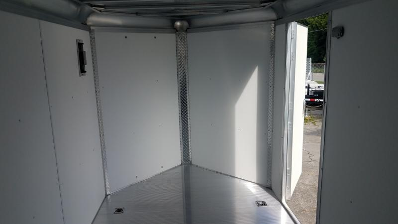 2020 Aluma AE612M Cargo / Enclosed Trailer