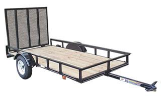 CARRY-ON 5X10 GW2K  Utility Trailer