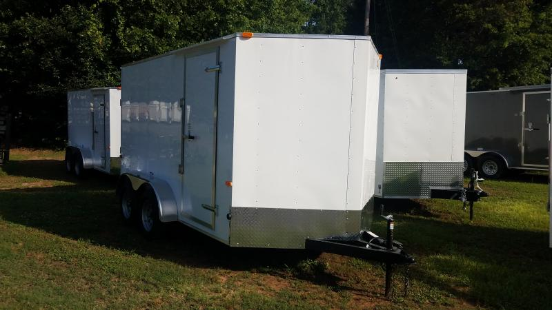 2019 Cargo Craft Ranger 7x14/12 Cargo / Enclosed Trailer in Ashburn, VA