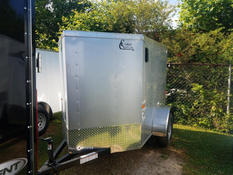 2019 Cargo Craft 5x6 v-nose Cargo / Enclosed Trailer in Ashburn, VA
