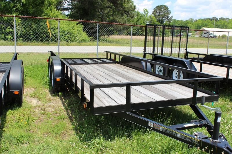 CARRY-ON 6X18 GW flatbed utility trailer in Byron, GA