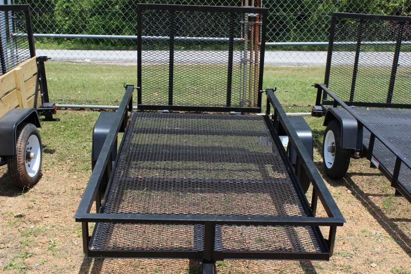 CARRY-ON 4X8 G utility trailer in Roopville, GA