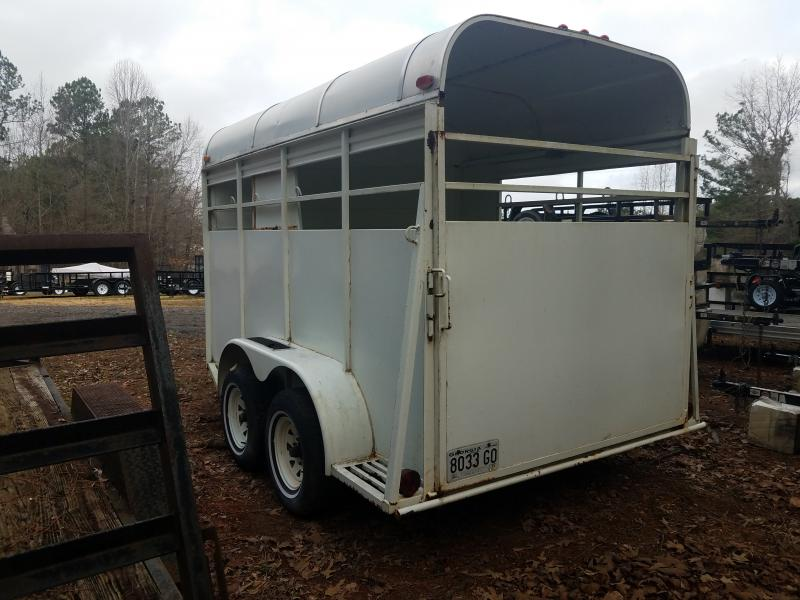 1999 Colt Trailers 2 horse Horse Trailer