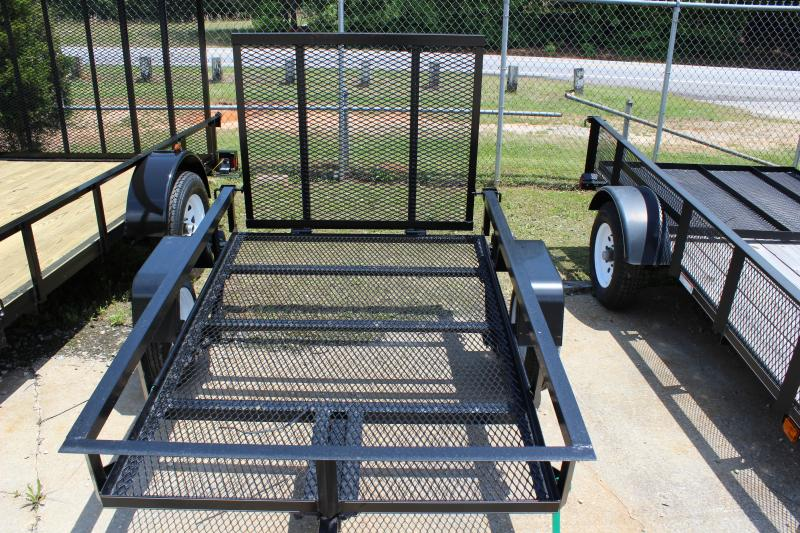 CARRY-ON 4X6 G utility trailer in Roopville, GA