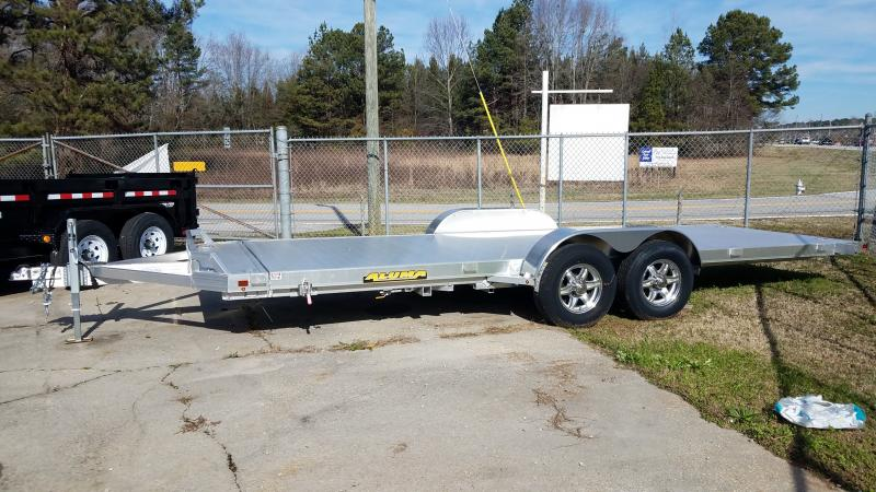 2019 Aluma 8220 tilt Car / Racing Trailer