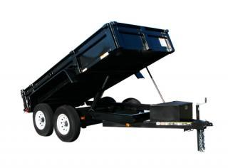 CARRY-ON 6X12 Dump Trailer LP10K in Sharpsburg, GA