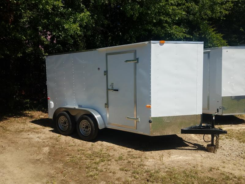 2019 Cargo Craft Ranger 6x12 Cargo / Enclosed Trailer in Ashburn, VA