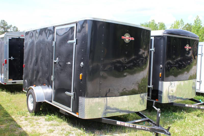 CARRY-ON 6X12 CGCM enclosed cargo trailer