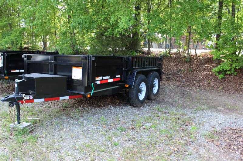 CARRY-ON 6X12 DUMP12K Trailer in Sharpsburg, GA