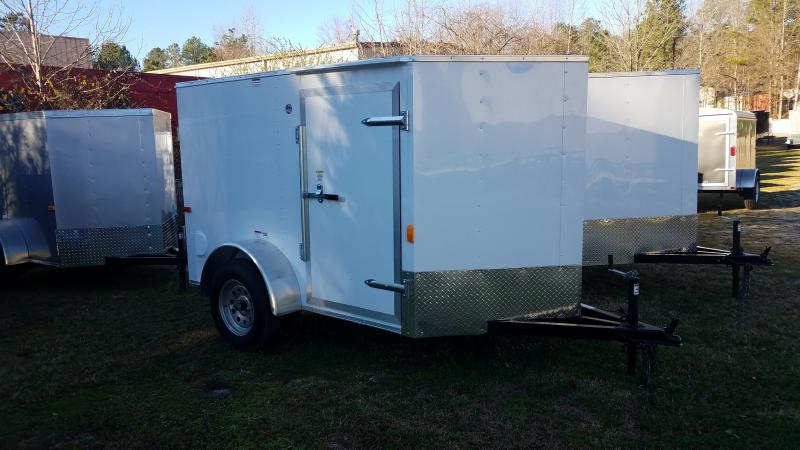 2018 Cargo Craft 5x10 Cargo / Enclosed Trailer in Ashburn, VA