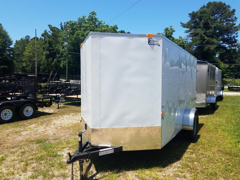 2019 Cargo Craft Ranger 6x10 Cargo / Enclosed Trailer in Ashburn, VA