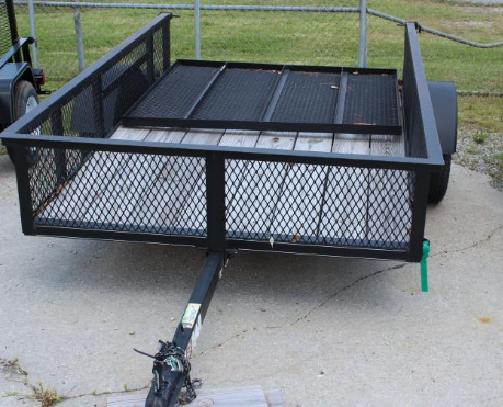 CARRY-ON 6X12 GW flatbed utility trailer in Newborn, GA