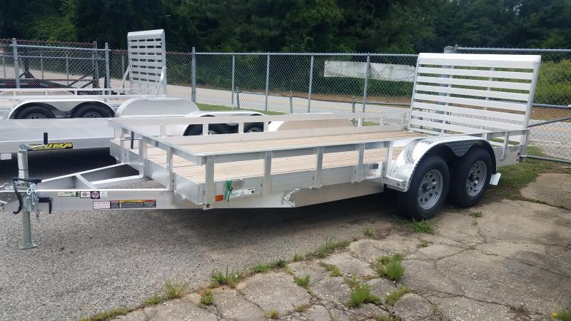 2019 Carry-On 6x16AGW7K Utility Trailer