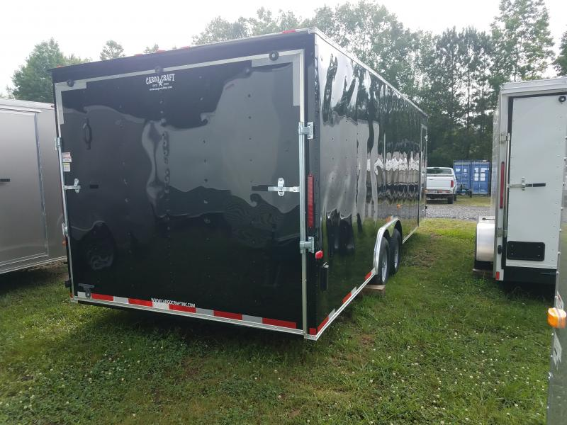 2019 Cargo Craft 8 5x24 ranger Car / Racing Trailer