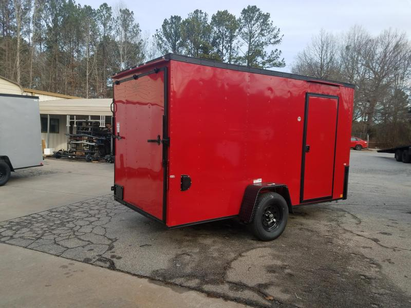 2018 Cargo Craft elite 6x12 Enclosed Cargo Trailer