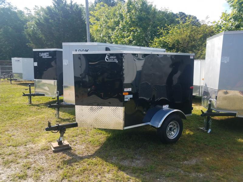 2019 Cargo Craft 4x6 ranger Cargo / Enclosed Trailer in Ashburn, VA