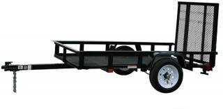 CARRY-ON 5X8 G utility trailer in Sharpsburg, GA