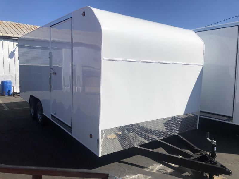 2019 SKY EN 8.5X20X7 Enclosed Cargo Trailer